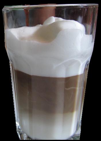 Latte Macchiato - Tchibo Milchaufschäumer Test